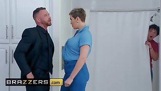 Milfs Like it Big - (Ryan Keely, Robby Echo) - Dickrupting Her Domestic Blessing - Brazzers