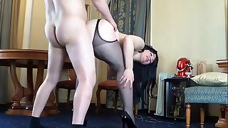 Horny Anal Mother